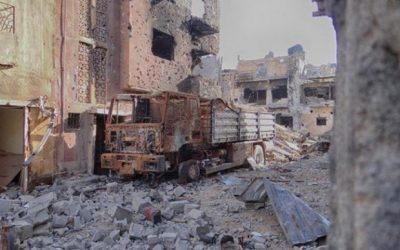 A billion dinars spent to rebuild Benghazi