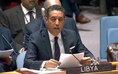 El Sonni warns Belgium wants to seize €49 million of Libya's frozen assets