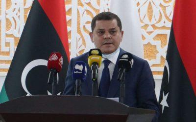 New Libyan premier, Abdul Hamid Dbeibah, sworn in