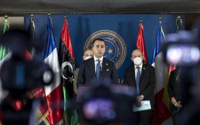 Libya: Di Maio says Italy will open consulate in Benghazi