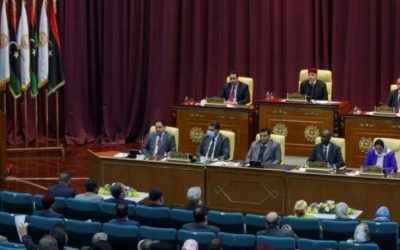Libya's next parliament session to be held Monday in Tobruk