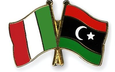 Italy discusses activating contracted projects: Tripoli Airport and coastal motorway