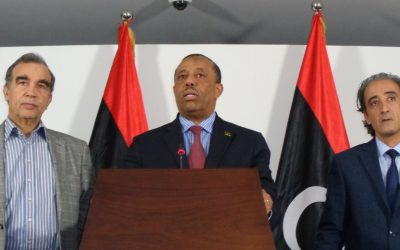 Eastern based Thinni Libyan government announces readiness to hand over power to new GNU