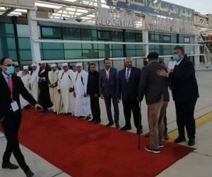Ageela Saleh and 130 HoR members started arriving in Sirte for critical reunified meeting – to endorse designate government