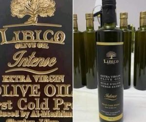 Libico olive oil exported to Italy