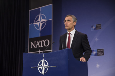 NATO announces its readiness to support in strengthening security work in Libya