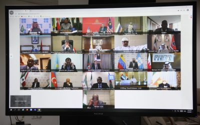 NOC takes part in 14th OPEC+ meeting to assess oil market's state