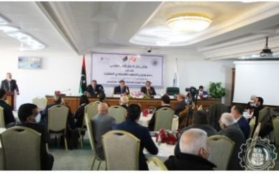 Tunisian business delegation from Sfax Chamber of Commerce arrives in Tripoli for three-day visit
