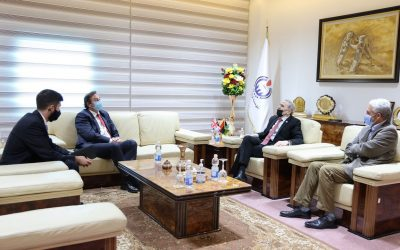 Strengthening Economic Cooperation with British Oil Companies