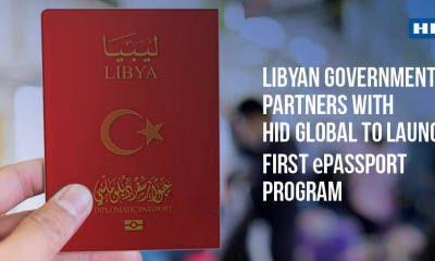Libya Selects HID Global to Launch First ePassport Program