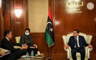 Di Maio: Italy wants strategic partnership with Libya