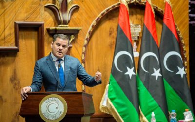GNU submits 96 billion dinar budget for approval by parliament