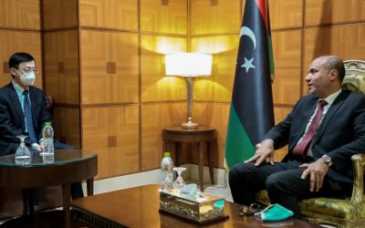 China considering reopening embassy in Libyan capital