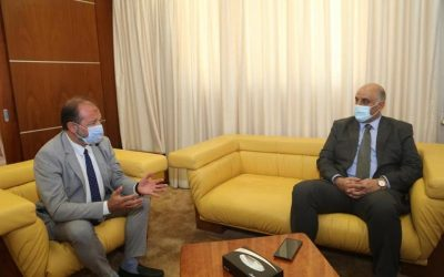 Ministry of Planning, UNDP discuss cooperation