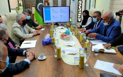 MYTILINEOS reps visit Libya to discuss economic opportunities