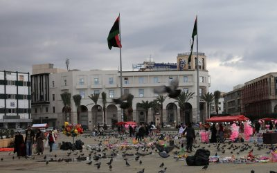 Turkey's Rönesans to build Libya power plants, airport terminal