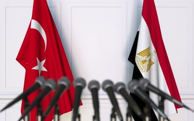 Turkey and Egypt testing the waters