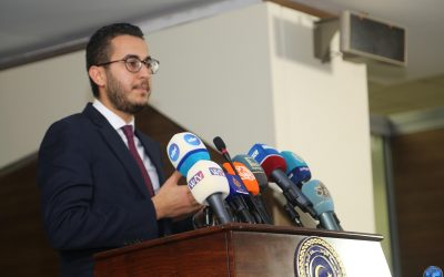 President Of Presidency Council Meets Experts To Lay Down Basis For National Reconciliation.