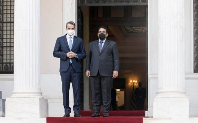 Greek Prime Minister: We agreed with Libya to resume talks on maritime border demarcation