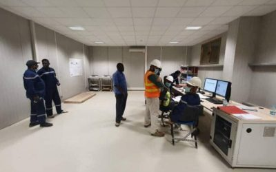 GECOL: Ubari conversion plant reintroduced to the public grid