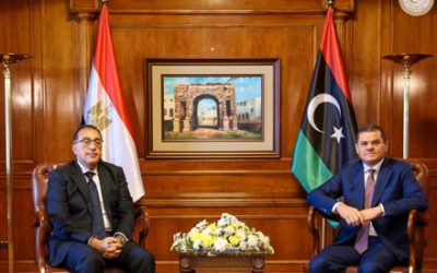 Egypt PM goes to Tripoli: Reaching out to Libya