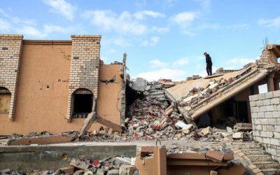 Libya reconstruction fund needs $50 billion: officials