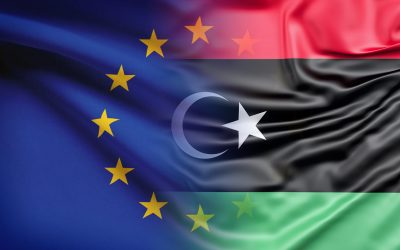 What is behind the thaw in relations between Libya and the EU?
