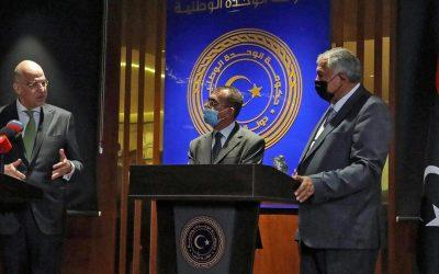 Greece opens consulate in Libya's second city Benghazi