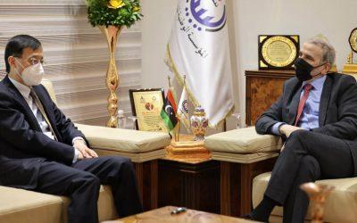 Sanallah discusses return of Chinese energy companies
