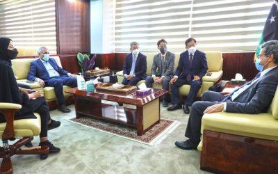 Hyundai Corporation prepared to return to work in Libya