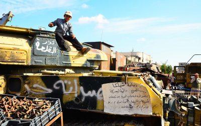 Europe should not delude itself on Libya