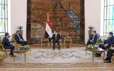 After being prevented from entering Benghazi, Egypt is seeking, in coordination with Russia, to bring Haftar and the Dbaiba government together in Benghazi.