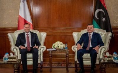 Abela announces upcoming reopening of Maltese embassy and the return of its airlines to Libya