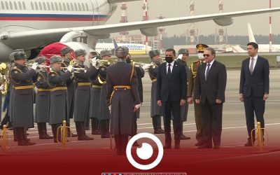 Libyan Prime Minister arrives in Russia
