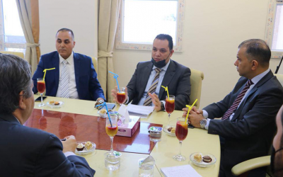 Libya, Spain discuss cooperation in transportation