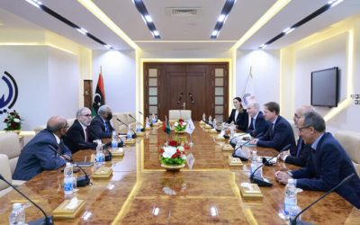 Sanallah: We are eager to engage with global oil investment companies to grow Libya's oil sector