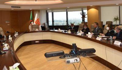 Sonatrach considers Libyan return following talks