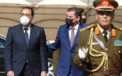 Egypt-Libya direct flights resume, key pacts signed