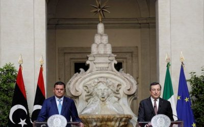 Italy remains Libya's 'best partner' in reconstruction, says Libyan PM