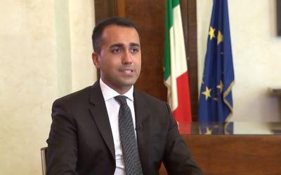 Di Maio: Italian firms will start building Tripoli Airport in few months