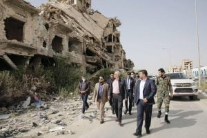 Libya needs to spend US$ 134 bn on reconstruction over 10 years: Minister