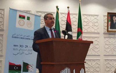 Algeria's Sonatrach: We are prepared to develop the petroleum industry in Libya