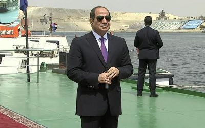 Egypt and Turkey begin talks to normalise relations