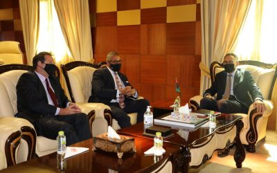 Libya looks forward to reopening of European airspace to Libyan aviation
