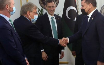 United States ramps up Libyan engagement