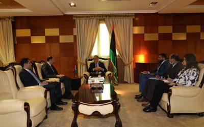 Libya, Egypt agree to ease trade procedures