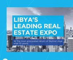 430 Tunisian companies to participate in Tripoli's Skyline 2021 construction and real estate exhibition