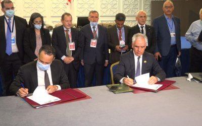 Libya and Algeria sign economic cooperation agreement