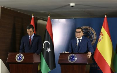 Spain reopens its embassy in Libya