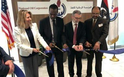NOC opens office in Houston.